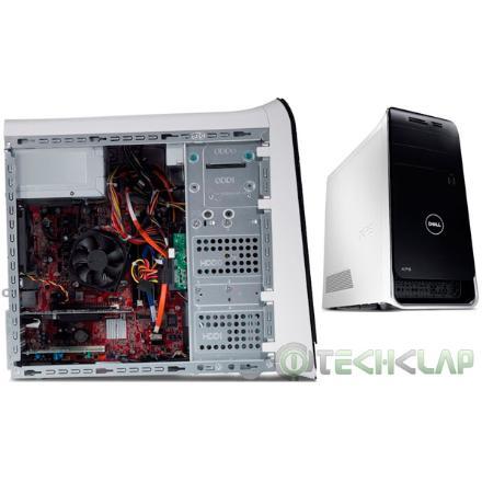 Dell xps 8500 desktop manual.