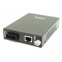 D-Link DMC-300SC Media from 100BASE-TX to twisted pair in 100BASE-FX for the multi-fiber (2km