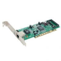 D-Link DGE-528T PCI Network Adapter with 1 10/100/1000Base-T RJ-45 port PCI