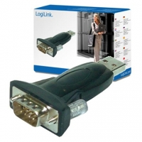 Logilink USB 2.0 to Serial Adapter: RS232