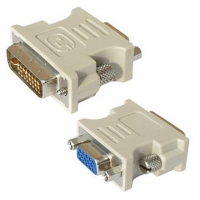 Logilink DVI-I male Dual-Link (24+5 pin) > VGA female HD (15-pin) VGA