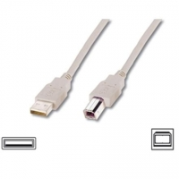 Logilink USB 2.0 connection cable  USB A male