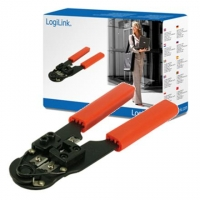 Logilink Crimping tool for RJ45 with cutter metal