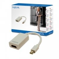 Logilink Adapter Mini DisplayPort to HDMI with Audio: HDMI A