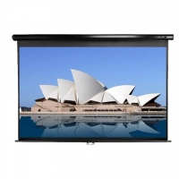 Elite Screens Manual Series M100UWH Diagonal 100 ""