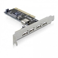 Logilink 4+1-port USB 2.0 PCI