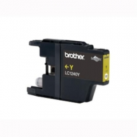 Brother LC-1240Y Ink Cartridge