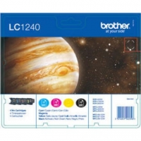 Brother LC1240 Multipack Ink Cartridge