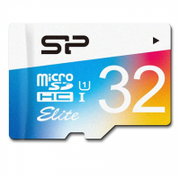 Silicon Power Elite UHS-1 Colorful 32 GB